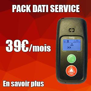 Pack dati service